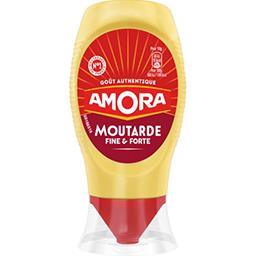 Amora Amora Moutarde fine et forte le flacon de 265 g