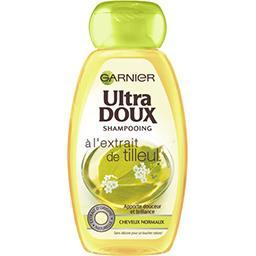 Garnier Garnier Ultra Doux - Shampooing à l'extrait de tilleul le flacon de 250 ml