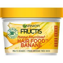 Fructis -  Masque banane Hair Food