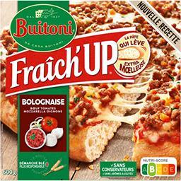 Buitoni Buitoni Fraîch'Up - Pizza Bolognaise la boite de 600 g