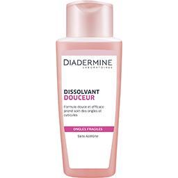 Diadermine Diadermine Dissolvant Douceur ongles fragiles la bouteille de 125 ml