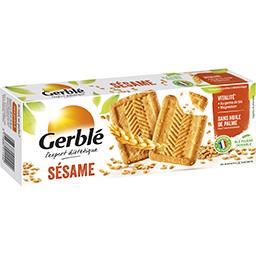 Gerblé Gerblé Biscuits sésame la boite de 20 biscuits - 230 g