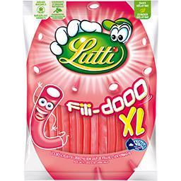 Lutti Lutti Fili-Dooo XL Fraise le paquet de 180g