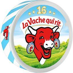 La vache qui rit La Vache qui rit Fromage fondu allégé la boite de 16 portions - 280 g