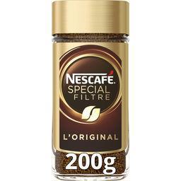 Nescafé Nescafé Spécial Filtre - Café instantané, Riche & Subtil le bocal de 200 g