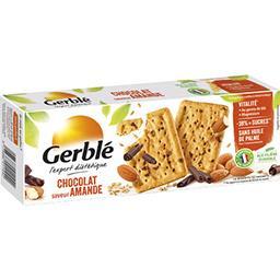 Gerblé Gerblé Biscuits chocolat saveur amande la boite de 16 biscuits - 200 g