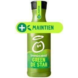Innocent Innocent Jus Green de Star pomme poire concombre matcha la bouteille de 750 ml