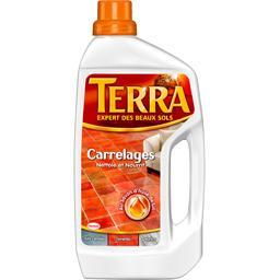 Nettoyant carrelages au savon d'huile de lin Terra (Johnson) - Intermarché