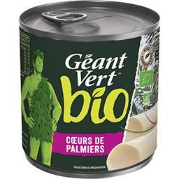 Géant Vert Géant Vert Cœur de Palmier Bio la conserve de 220g