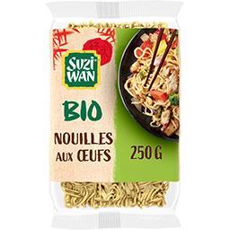 Suzi Wan Suzi Wan Nouilles aux œufs BIO le paquet de 250 g