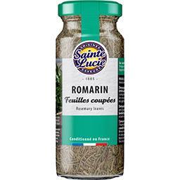 Romarin, feuilles coupées