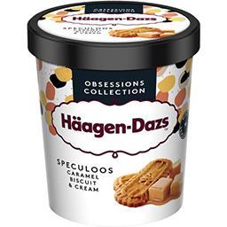 Häagen-Dazs Haagen-Dazs Häagen-Dazs - Glace Pot Caramel & Spéculoos le pot de 460 ml