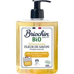 Briochin Briochin Fleur de Savon - Savon mains miel & citron le flacon de 400 ml