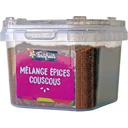 Mélange épices couscous