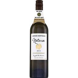 Gérard Bertrand Gérard Bertrand Vin de Pays d'Oc Chardonnay Naturae BIO, vin blanc la bouteille de 750 ml