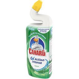 Canard Canard Gel WC Action Intense Fresh le flacon de 750 ml