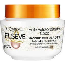 Huile Extraordinaire - Masque 1001 usages coco