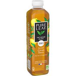 Pure Leaf Pure Leaf Thé infusé glacé Bio saveur citron doux la bouteille d'1l