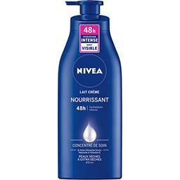 Nivea Nivea Lait crème nourrissant Nutrition Intense peaux sèches le flacon de 400 ml