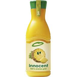 Innocent Innocent Pur jus d'ananas Gold 100% ananas pressé la bouteille de 900 ml
