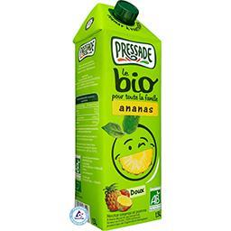 Pressade Pressade Le BIO - Nectar ananas doux BIO la brique de 1,5 l