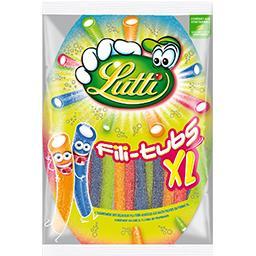 Lutti Lutti Assortiment de bonbons Fili-Tubs XL le paquet de 180 g