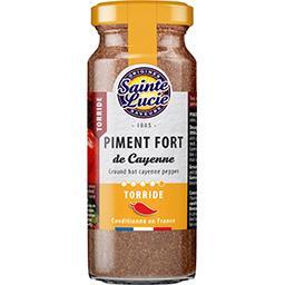 Piment fort de Cayenne en poudre