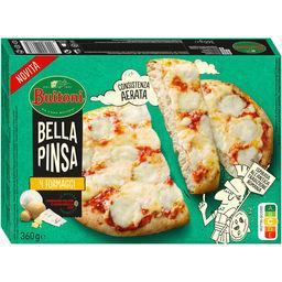 Buitoni Buitoni Bella Pinsa - Pizza 4 fromages la boite de 360 g
