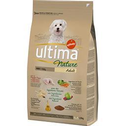 Ultima Ultima Nature croquettes pour chien mini poulet le sac de 1,25 kg