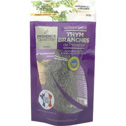 Thym branches de Provence