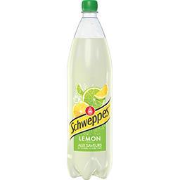 Schweppes Schweppes Soda Lemon aux saveurs de citron citron vert la bouteille de 1,5 l
