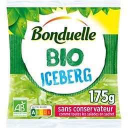 Bonduelle Bonduelle BIO - Iceberg BIO le sachet de 175 g