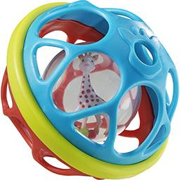 Vulli Vulli Balle de jeu souple sophie la girafe La balle