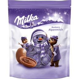 Milka Milka Bonbons au lait du pays alpin le sachet de 86 g