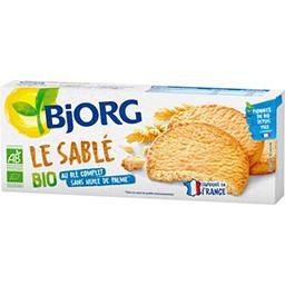Bjorg Bjorg Le Sablé BIO la boite de 9 - 130 g