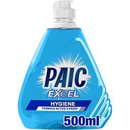 Paic  Paic Excel - Liquide vaisselle Hygiène le flacon de 500 ml
