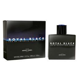 Arno Sorel Arno Sorel Eau de toilette Royal Black pour homme le flacon de 100 ml