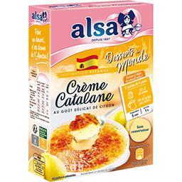 Alsa Alsa Crème Catalane la boite de 170g