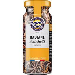 Badiane - anis étoilé