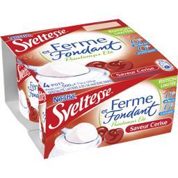 Spécialité laitière vanille 0% MG Hipro Danone – Intermarché