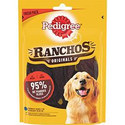 Pedigree Pedigree Ranchos Original - Friandises pour chien au boeuf 70g
