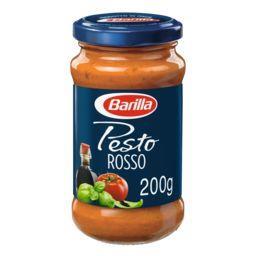 Barilla Barilla Sauce Pesto Rosso le pot de 200g