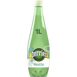 Perrier Perrier Boisson gazeuse saveur menthe la bouteille de 1 l