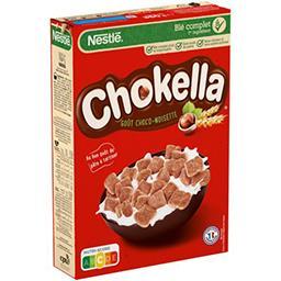 Nestlé Nestlé Chokella Céréales petit déjeuner choco noisette la boite de 350g