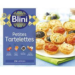 Blini Blini Petites Tartelettes la boite de 24 pièces - 300 g
