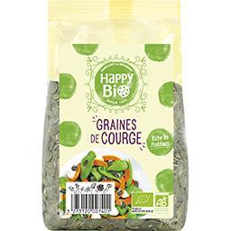 Happy Bio Happy bio Graines de courge BIO le sachet de 250 g