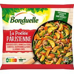 Bonduelle Bonduelle La Poêlée Parisienne le sachet de 750 g