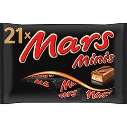 Mars Mars Barres chocolatées Minis le sachet de 403 g