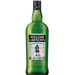 William Lawson William lawson's Whisky blended scotch 40° La bouteille de 1,5l
