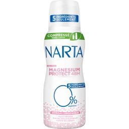 Narta Narta Déodorant Magnesium Protect 48h hypoallergénique le spray de 100 ml